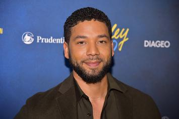 Jussie Smollett's Mugshot Released By Police