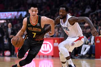 "Jeremy Lin Says ""It Kind Of Sucks"" To Be The Only Asian Player In The NBA"