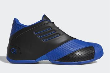 Tracy McGrady's Adidas T-MAC 1 Set To Return Next Weekend