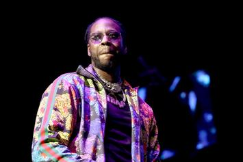 "2 Chainz Reveals ""Rap Or Go To The League"" Album Art"
