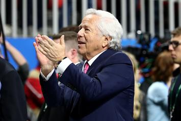 Robert Kraft Could Face Up To 1 Year In Jail For Prostitution Sting: Report