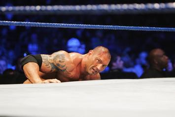 Dave Bautista Returns To WWE, Sets Up Feud With Triple H