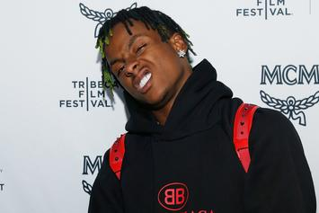 Rich The Kid Shows Off Tori Brixx's Growing Eight-Month Baby Bump