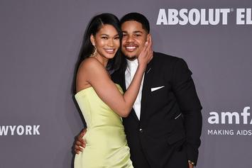Chanel Iman Does Sexy Bikini Dance For Sterling Shepard: Video