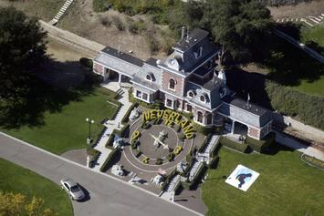 Michael Jackson's Neverland Ranch Suffers Dramatic $36 Million Price Reduction