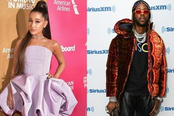 "Ariana Grande & 2 Chainz Tease ""Rule The World"" Video With New Photo"