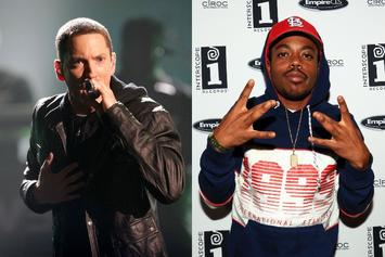 """Eminem & Boogie Issue """"Silent Ride"""" Dance Challenge In Strong-Willed Push"""