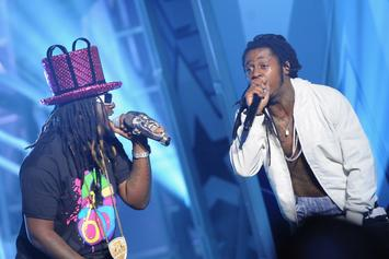 "T-Pain Says ""T-Wayne"" Sequel With Lil Wayne Is Lined Up"