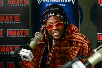 "2 Chainz Explains How He Landed On Ariana Grande's ""7 Rings"" Remix"