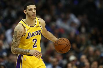 Lonzo Ball To Miss At Least Another Week With Ankle Injury: Report