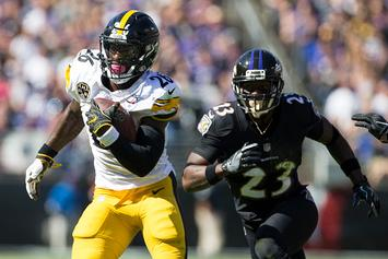 "Baltimore Ravens Among ""Favorites"" To Sign Le'Veon Bell: Report"