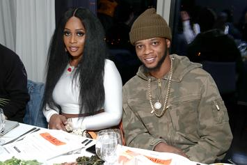 """Remy Ma & Papoose Reveal """"The Golden Child's"""" Full Name"""