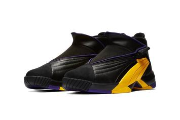 Jordan Jumpman Swift Receives Lakers Colorway: Details