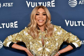"""Wendy Williams Addresses Cheating Scandal In TV Return: """"I'm A Hot Topic"""""""