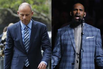 "Michael Avenatti Says R. Kelly Is A ""Sociopath,"" Details Sex Tapes & Prison Time"