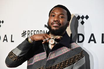 Meek Mill's New Song Appears To Be About Nicki Minaj