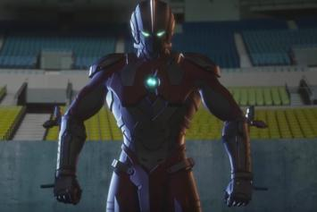 "Netflix Debuts ""Ultraman"" Trailer That Promises Action-Packed Anime"