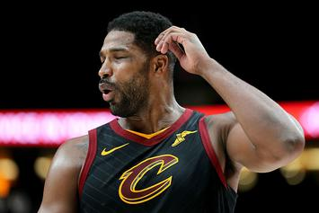 Tristan Thompson Spotted On Second Date With Mystery Woman In NYC