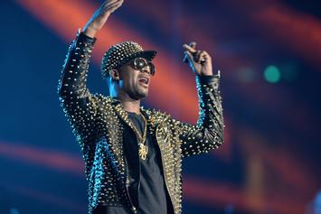 R. Kelly Calls John Legend & Lady Gaga Unprofessional For Speaking Out Against Him
