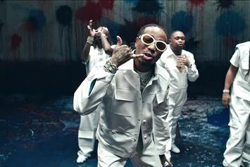 "Migos & Mustard Dodge Paint Balls In ""Pure Water"""