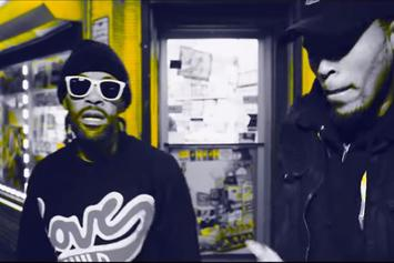 "Redman & Kazzie Drop The Visual For Their Hot Single ""Trap House"""
