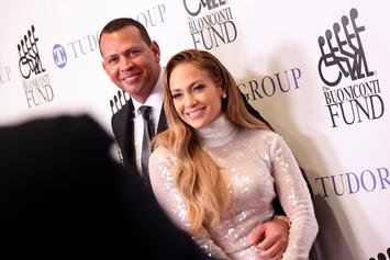 "Jennifer Lopez Finally Gets ""El Anillo"" As Alex Rodriguez Pops Question"