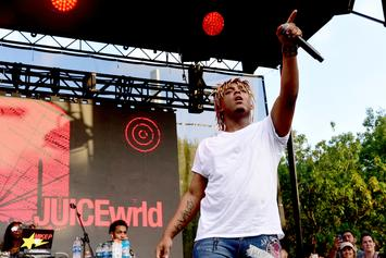 "Juice WRLD's ""Death Race For Love"" First-Week Sales Projections Are Outstanding"