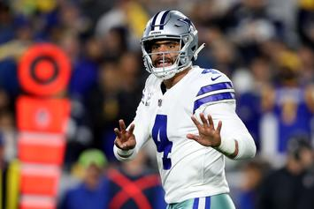 Dak Prescott's Dog Bit Off Part Of Neighbor's Finger: 911 Audio