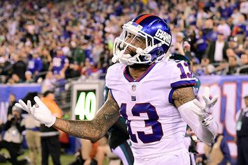 "Giants Involved In Odell Beckham Trade Talks, But ""Asking Price Is Ridiculous"""