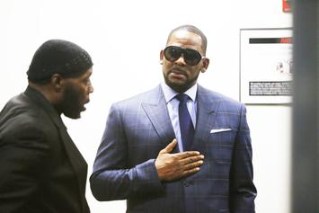 "R. Kelly Reportedly Stopped Paying Child Support In Response To Ex-Wife ""Brainwashing"" Kids"