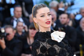 "Amber Heard Says Her Parents Didn't Know ""How To Process"" Her Bi-Sexuality"