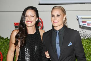 Ali Kreiger And Ashlyn Harris Of The U.S Women's Soccer Team Are Engaged