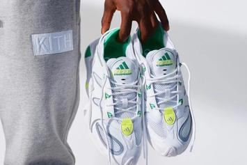 Ronnie Fieg Of Kith Teams Up With Adidas For FYW Salvation Collab