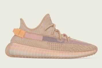 """Adidas YEEZY BOOST 350 V2 """"Clay"""" Official Images"""