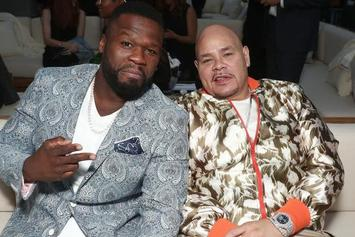 50 Cent Marvels At Fat Joe's Weight Loss Transformation