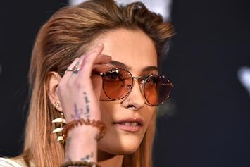 Paris Jackson Seemingly Falls Asleep In Car After Reported Suicide Attempt