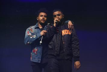 The Weeknd Teases New Album, Announces He's Producing Nav's Project