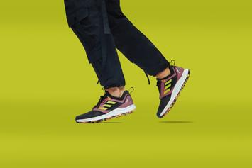 Adidas x END Terrex Agravic XT Shifts Colors As The Temperature Changes