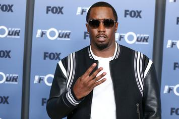 Diddy's Kicking Away All Negativity In His Life, Literally