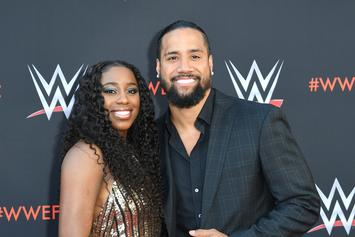 Jimmy Uso Half-Naked During Arrest In New Bodycam Footage: Video