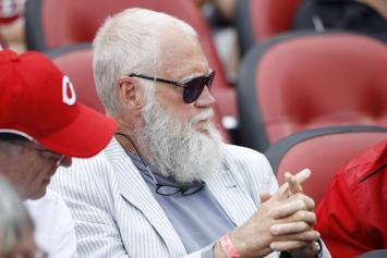 """David Letterman Hits Donald Trump With The """"Putz"""" Label"""