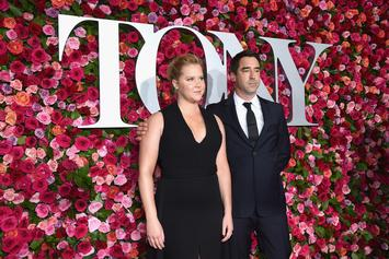 "Amy Schumer On Husband's Autism Diagnosis: Don't ""Be Afraid Of That Stigma"""