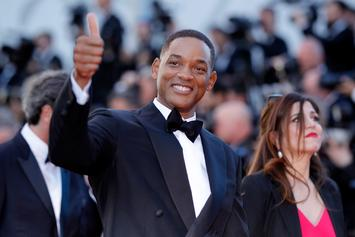 Will Smith Can't Feel Some Muscles In His Body, But Still Encourages Ice Baths
