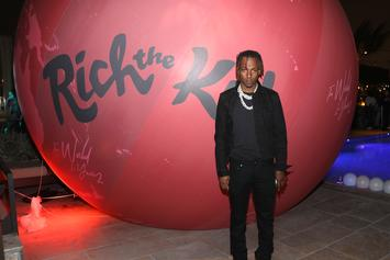 "Rich The Kid Shows Off $425,000 Chain Ahead Of ""The World Is Yours 2"" Release"