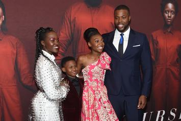 "Lupita Nyong'o & ""Us"" Cast Spit Bars As A Family"