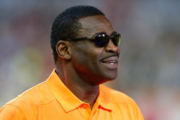 """Cowboys Legend Michael Irvin Tested For Throat Cancer: """"I Am Terrified"""""""