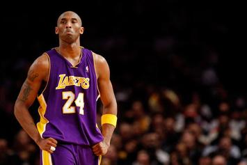 """Kobe Bryant Contemplates Eating Cow Tongue On """"Spill Your Guts"""": Video"""