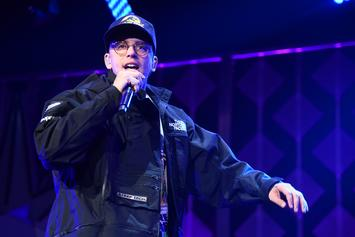 Logic Offers Inspirational Message For Anyone Suffering Survivor's Guilt