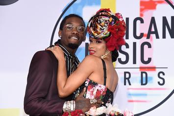 "Offset Declares Undying Love For Cardi B After ""Drugging"" Videos Surface"