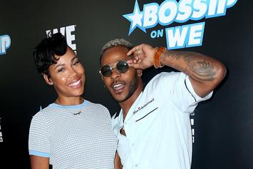"Eric Bellinger & La'Miya Good Announce Pregnancy At ""Martin"" Themed Birthday Bash"
